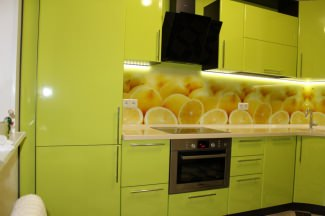 Кухня угловая Олива