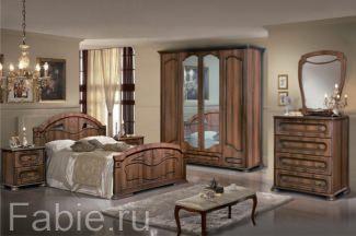 Модульная спальня классика