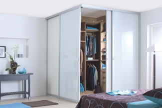 Двери-купе для гардеробной на заказ