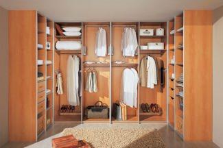шкафы для гардероба