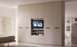 ТВ стенка в гостиную современная на заказ fabie