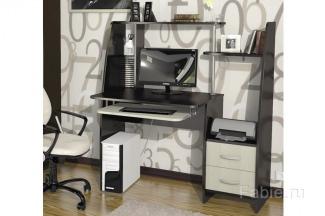 Черно-белый стол