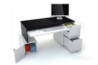 Креативный современный компьютерный стол