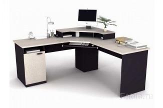 Компьютерный угловой стол на заказ