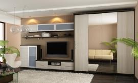 Гостиная Модерн 11