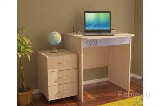 Стол для ноутбука с ящиком