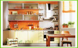 """Кухня """"МДФ21"""""""