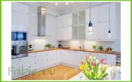 """Кухня """"Акрил41"""""""